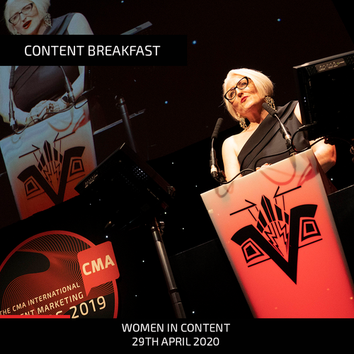Content Breakfast: Women in Content