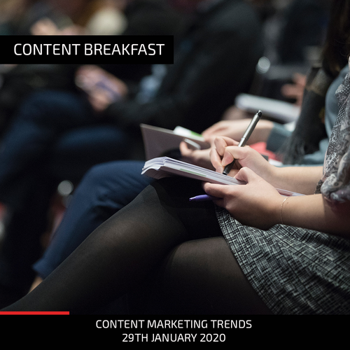 Content Breakfast: 2020 Trends
