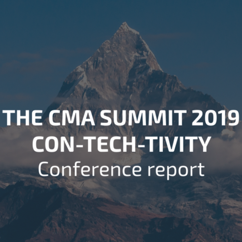 CMA Summit Report