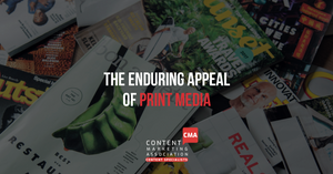 The Enduring Appeal of Print Media
