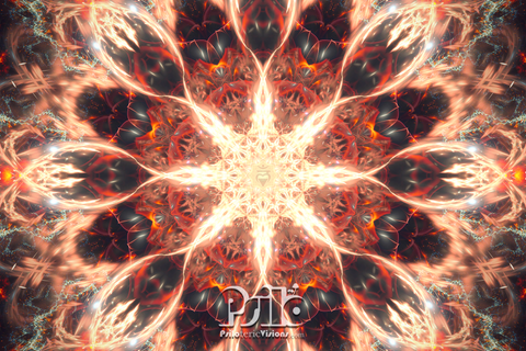 2019 Psiloteric Visions Art Gallery, Psychedelic Visionary Art