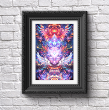 "Load image into Gallery viewer, ""Lapis Philosophorum"" - Philosopher's Stone POSTER"