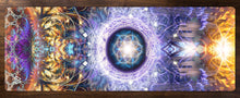 "Load image into Gallery viewer, ""Immortal Truth"" Ouroboros Seed of Life YOGA MAT"