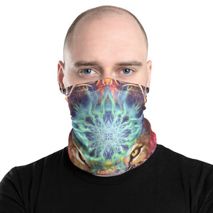 """Genesis"" - Lion Face Mask / Gaiter"