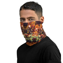 "Load image into Gallery viewer, ""Autumn Bloom"" - Face Mask / Gaiter"