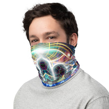 "Load image into Gallery viewer, ""Divine Protection"" - Hamsa Face Mask / Gaiter"
