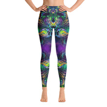 "Load image into Gallery viewer, ""Awakened"" - Psychedelic Yoga Leggings"