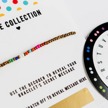 Load image into Gallery viewer, Secret Code Bracelets