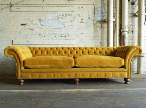 3 | Chesterfield Sofa