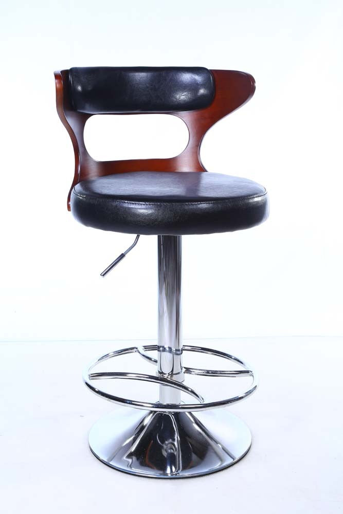 Woody 1 Bar Chair - BuyerFox.com