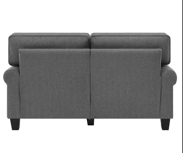 Buxton Rolled Arm Loveseat