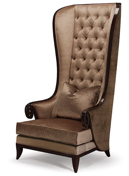 Retro Wingback Chair - BuyerFox.com