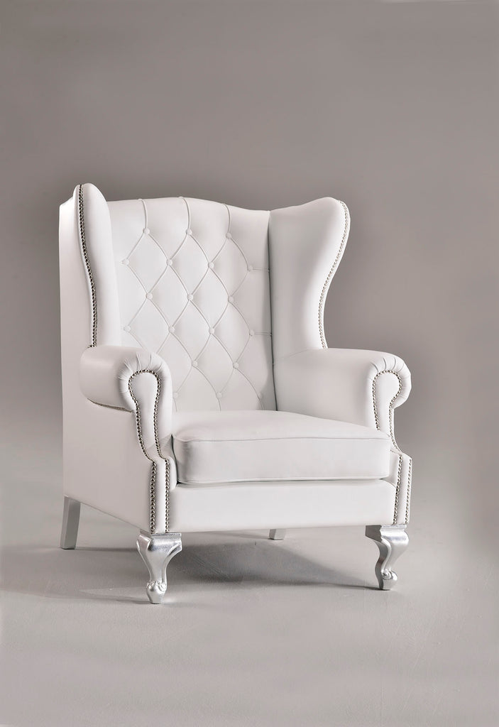 Kole Wingback chair - BuyerFox.com