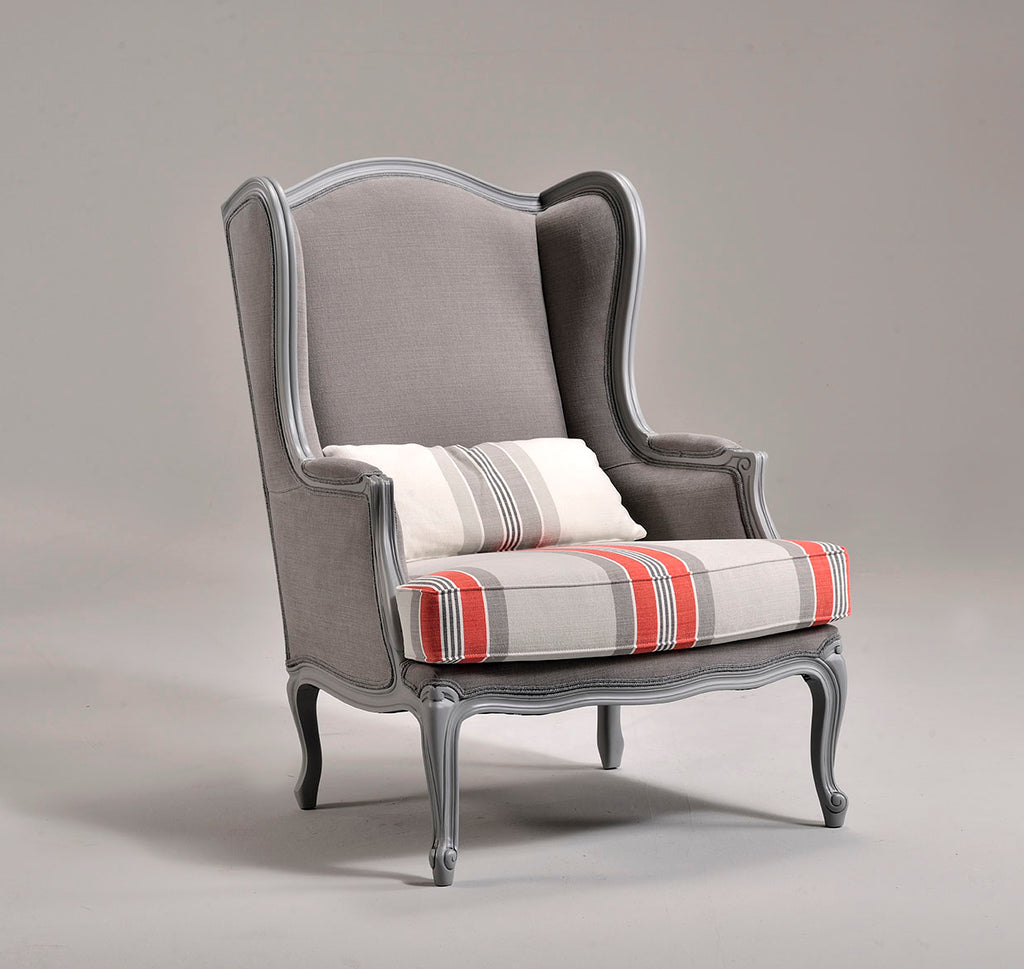 Marja Wingback Chair - BuyerFox.com