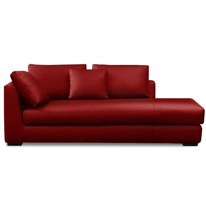Platinum Red Divan
