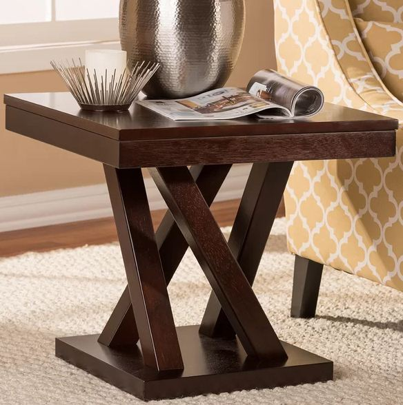 Baxton End Table