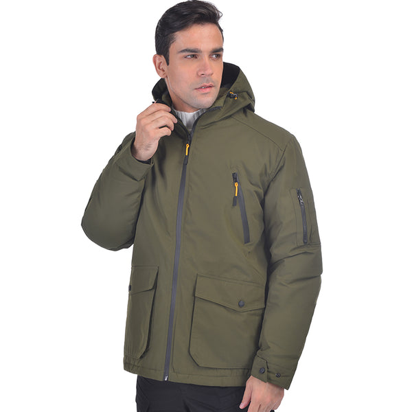 Hardland Men's Insulated Winter Coat