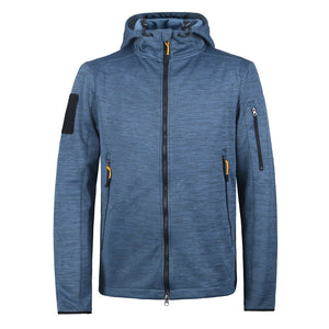 Hardland Men's Full Zip Up Hooded Sweatshirt