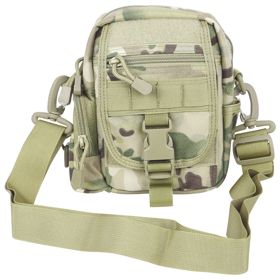 Hardland Tactical Package Pouch Compact Multipurpose Belt Waist Hip Bag with - hardlandgear
