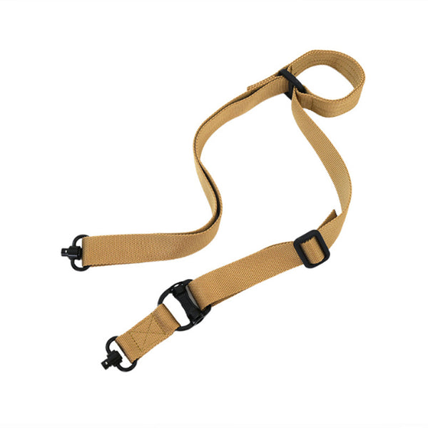 Tactical Hunting Sling Adjustable With Fast-Loop And 1.25 Inch Webbing