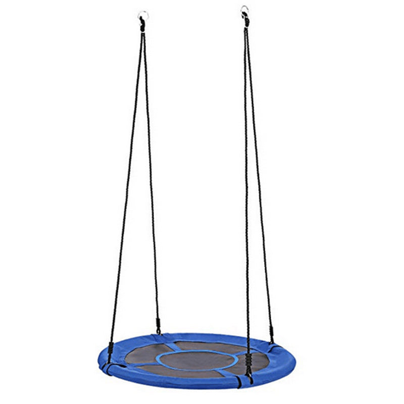 Saucer Tree Swing Outdoor Nest Swing for Kids