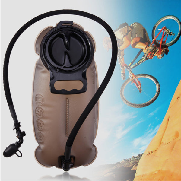 Hydration Bladder 2/2.5/3L Water Reservoir TPU Approved