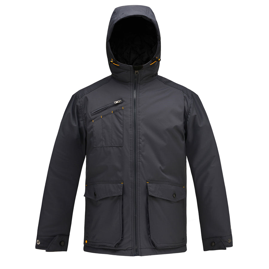 Hardland Men's Waterproof Winter Work Jacket
