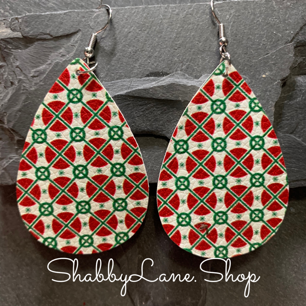 Holiday earrings- style 4