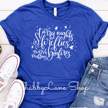 Load image into Gallery viewer, Starry nights  - Royal Blue