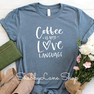 Coffee is my love language - Slate