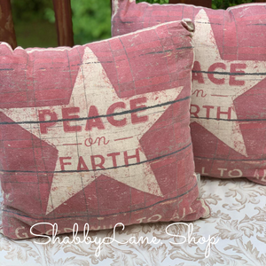 Peace on Earth - Primitive by Kathy