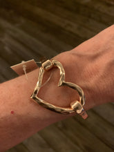 Load image into Gallery viewer, Sweet Heart bracelet -Rose Gold
