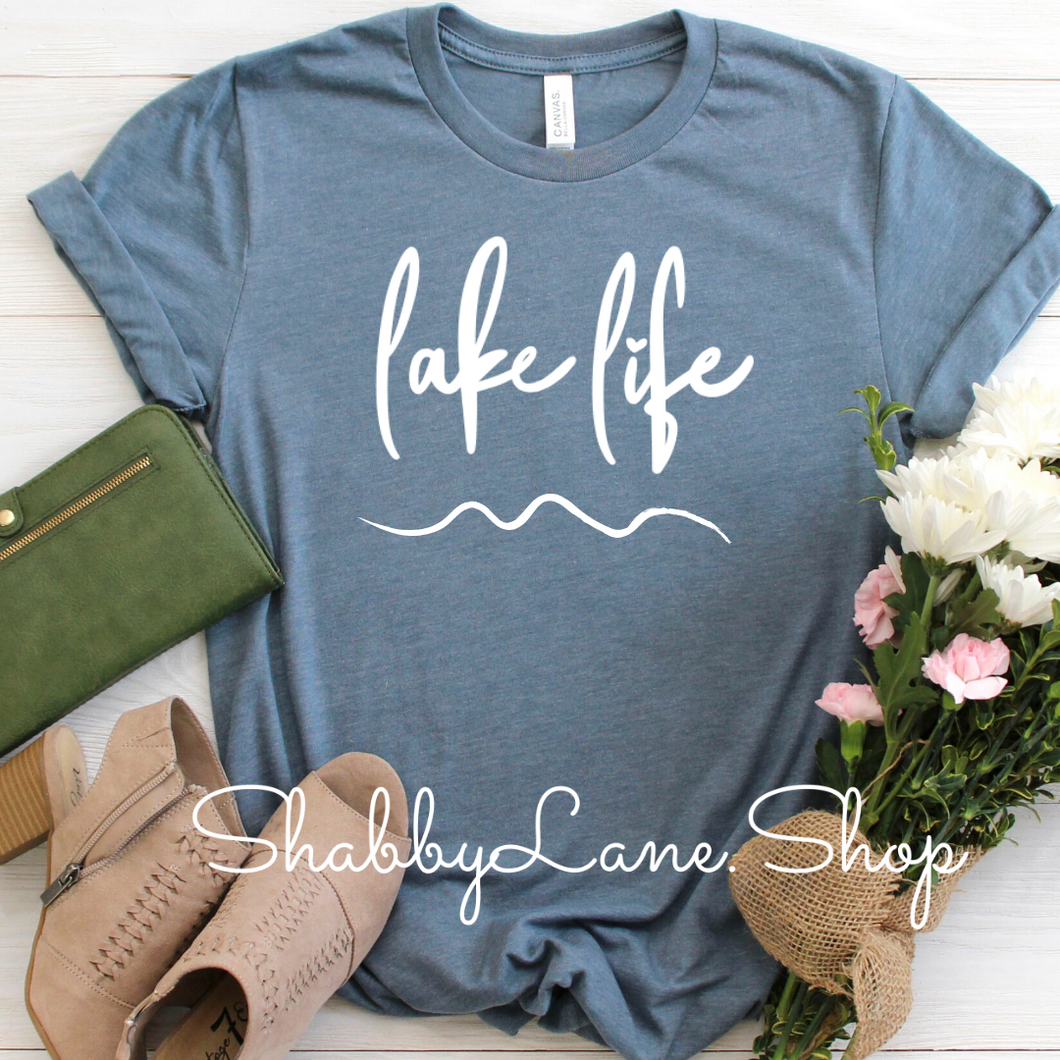 Lake Life- heather Slate