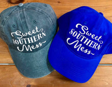 Load image into Gallery viewer, Sweet Southern mess hat
