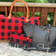 Gorgeous weekender buffalo plaid - red