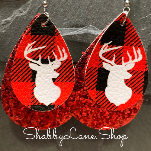 Holiday earrings- style 11