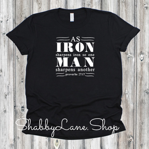 Iron Man Christian - Black