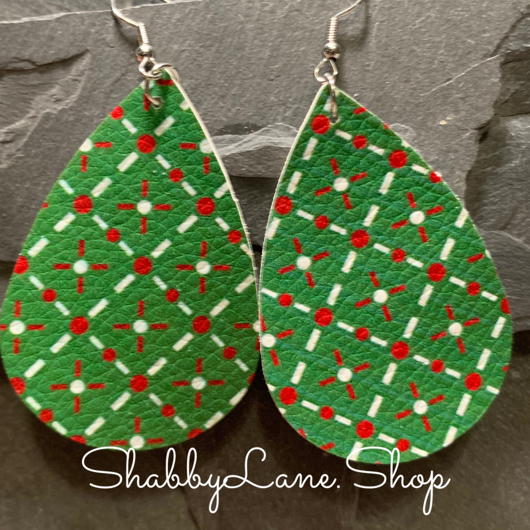 Holiday earrings- style 3