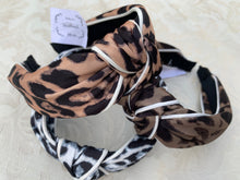 Load image into Gallery viewer, Fun Leopard print headband