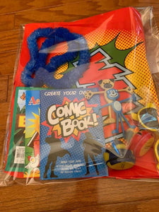Children's Boutique Fun Bags - Superhero