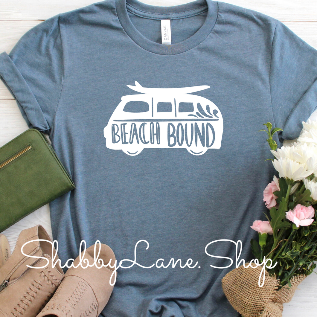 Beach Bound - Heather Slate