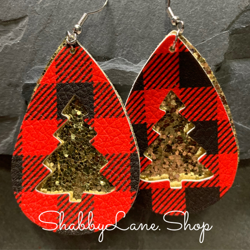 Holiday earrings- style 10