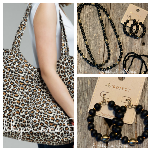 Fun Leopard Boutique Bundle