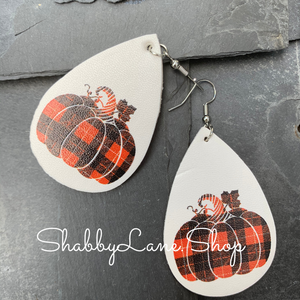 Fun Fall earrings - 1