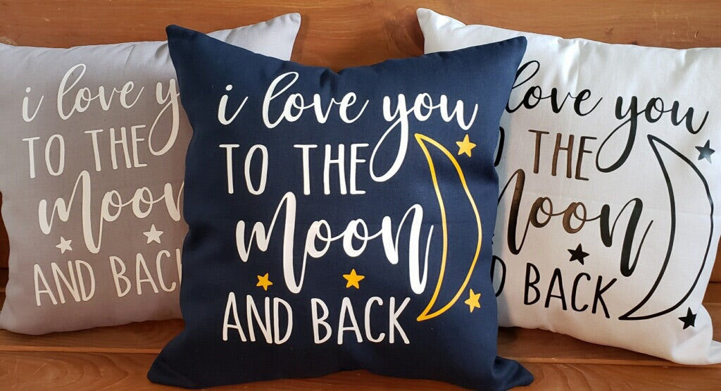 Love you to the moon!