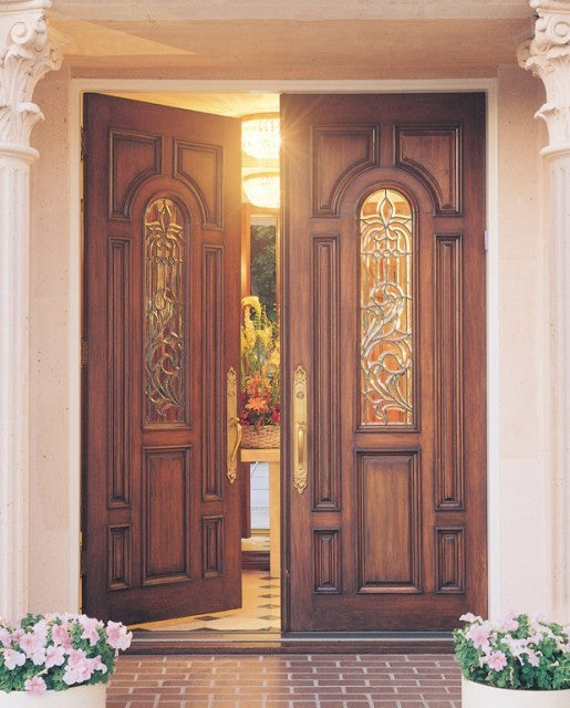 Unique Entry Doors / 525-A