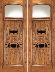 Model AN-2003 & AAW Doors Inc \u2014 Art Nouveau