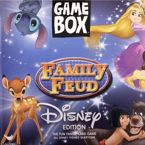 Cardinal Family Feud Game Box, Disney Edition