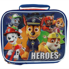 Paw Patrol Lunch Box Soft Kit Insulated Cooler Bag Heroes