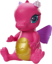 Ever After High Dragon Games Holly O'Hair Pink Baby Dragon Figure